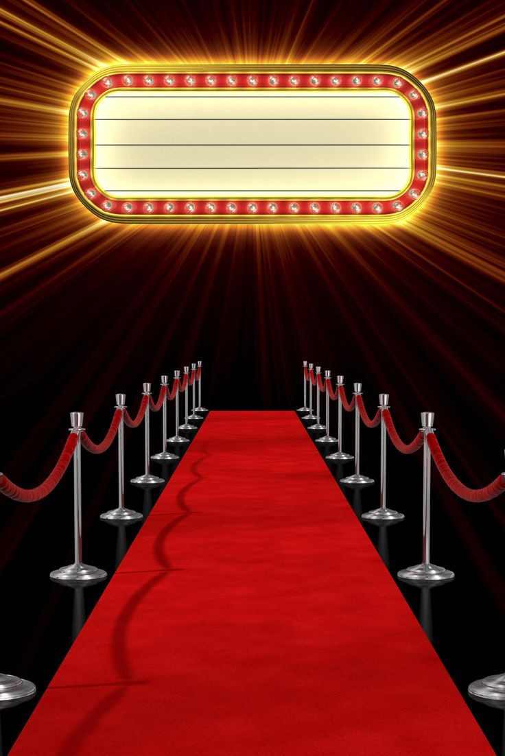 Red Carpet Invitation Template Free – Plus Invitation