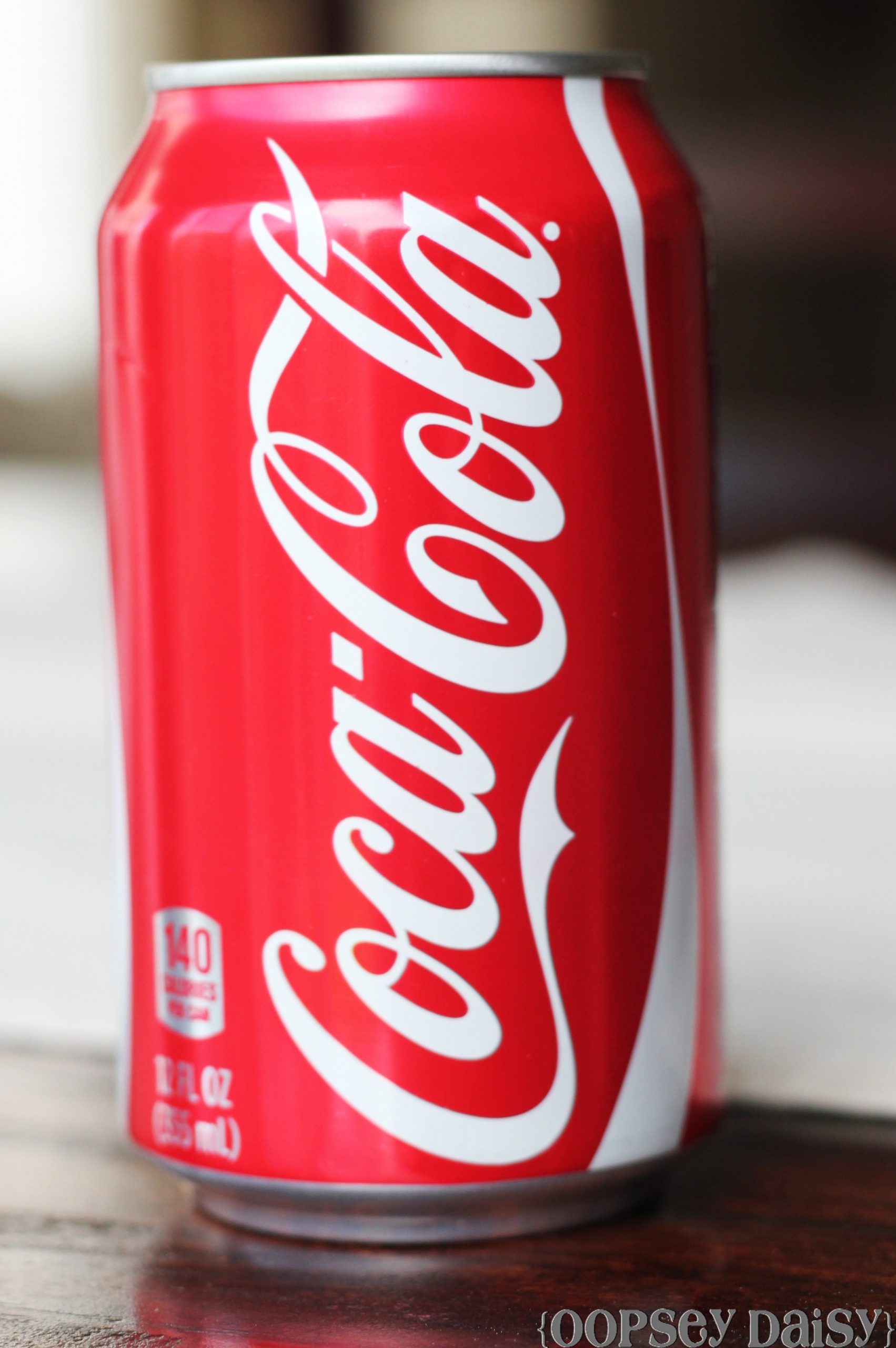 Soda Can Label Template