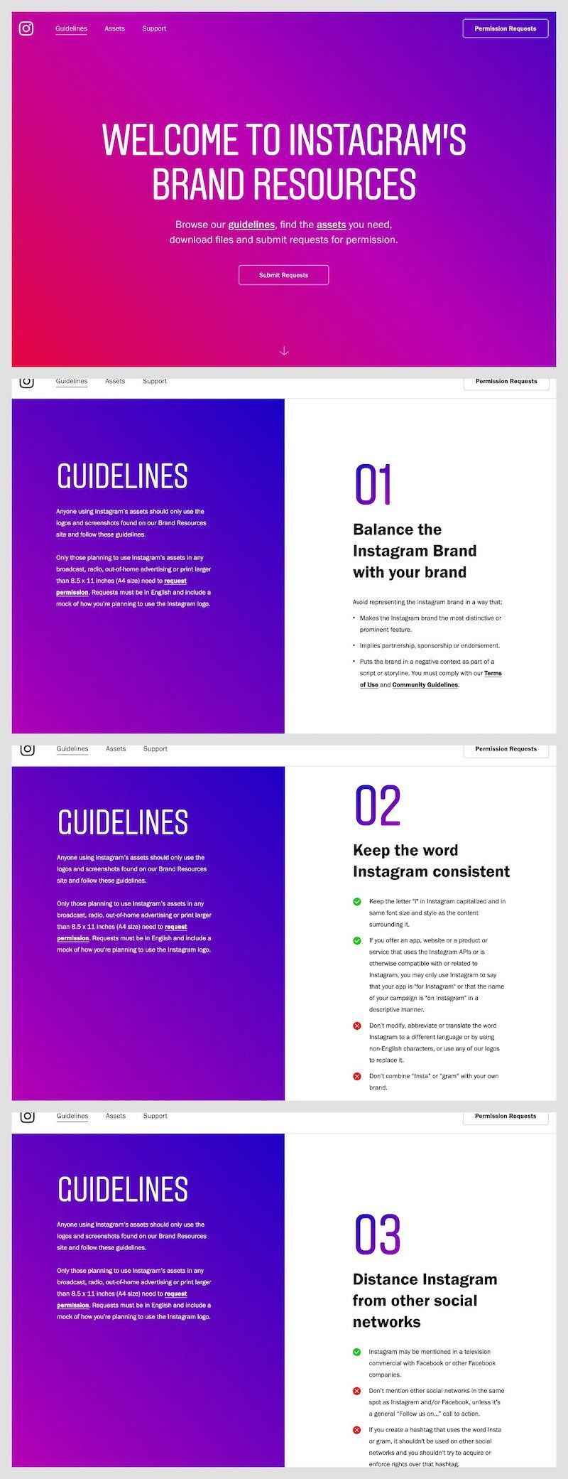 Style Guide Template Word